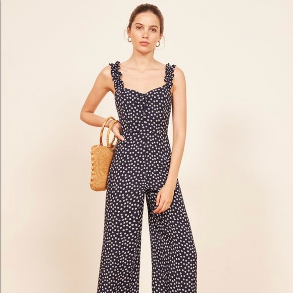 061b70b9a315 REFORMATION Moore Jumpsuit